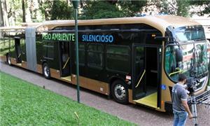 Aos 241 anos, Campinas entra na era dos ônibus