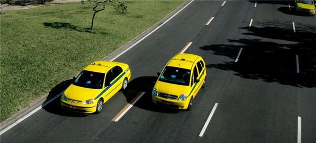 Aplicativo da Prefeitura tem 37 mil taxistas regul