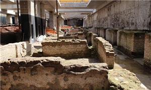 Arqueólogos estão começando a estudar o local