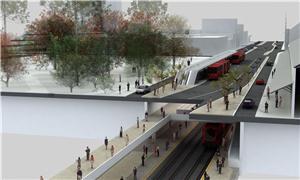 As obras do metrô de Curitiba devem começar em jul