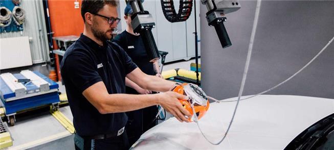 As suecas Volvo e POC realizam novos testes em cap