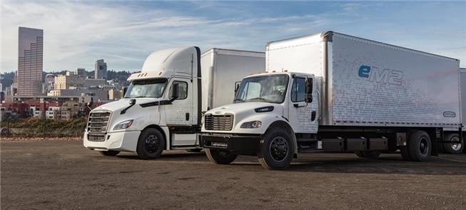 Até 2045, caminhões e vans com emissão zero na Cal