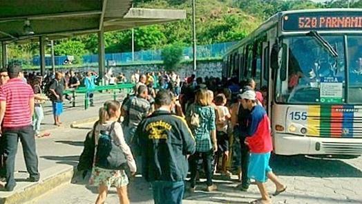 Aumento da tarifa de ônibus na RMR é suspenso