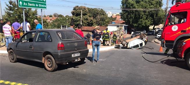 Av. Miguel Sutil, em Cuiabá, registrou 54 acidente
