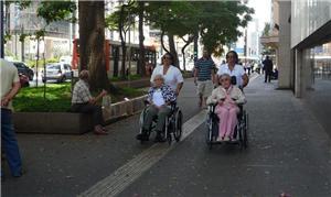 Av Paulista, a mais acessível de SP
