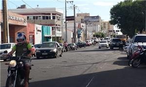 Avenida Guararapes receberá faixa reversível exlus