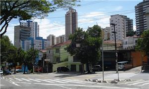 Avenida Pompeia, em São Paulo