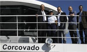 Barcas carioca: prejuízo de R$ 156 milhões