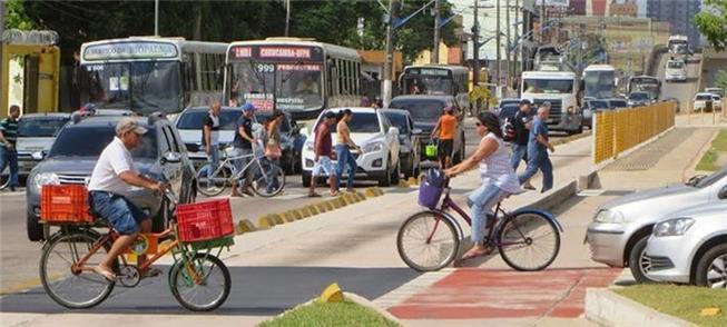 Belém: demanda e relevo propício à bicicleta, diz