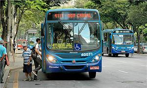 Belo Horizonte é a capital onde o transporte está