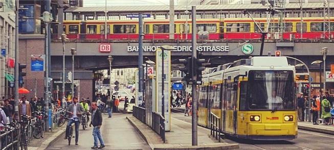 Berlim, a primeira em mobilidade urbana sustentáve