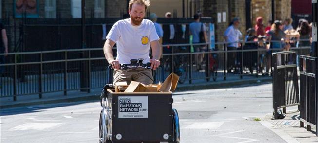 Bicicleta de carga: para compras e transporte de p