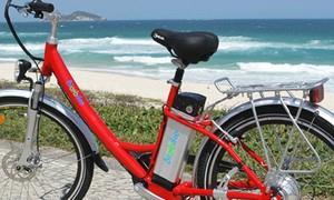 Bicicleta elétrica foi alvo de polêmica em 2012