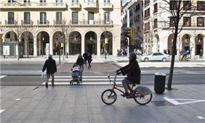 Bicicleta: meio de transporte em Saragoça, Espanha