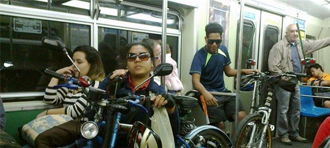 Bicicleta na mobilidade urbana: tema do Desafio 20