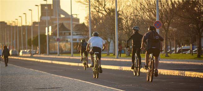Bicicleta, o modal que mais cresce em Portugal