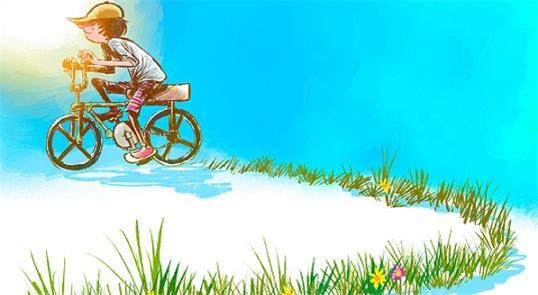 Bicicleta Verde, de Igor Colares: o meio ambiente