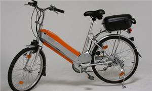 Bicicleta verde