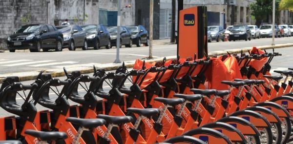 Bicicletas compartilhadas no Recife: grandes avanç