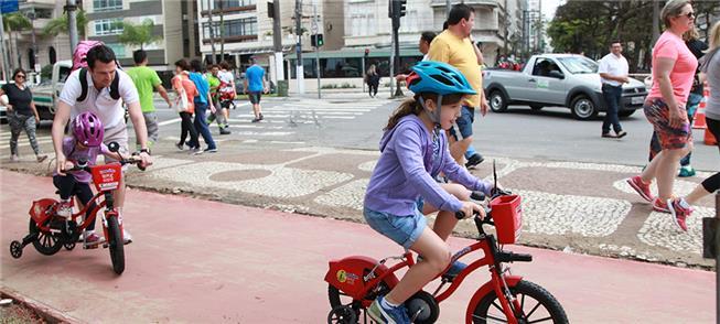 Bicicletas do Bike Kids vêm com rodinhas