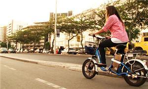 Bicicletas elétricas estão cada vez mais populares