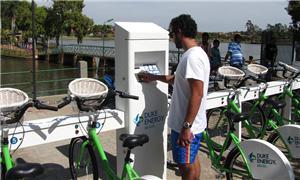 Bicicletas na Copa: Salvador dá o exemplo