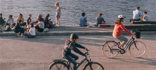 Bicicletas no lazer dos britânicos: aumento de 75%