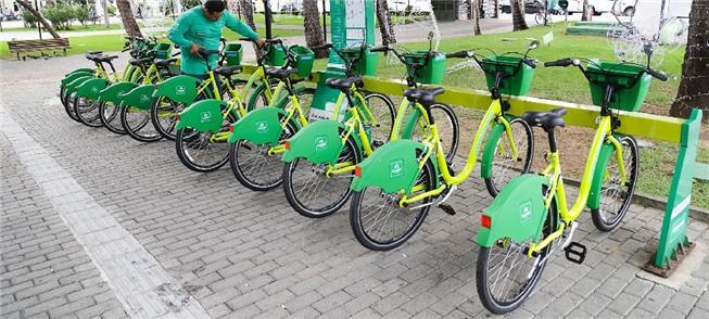 Bicicletas públicas, a nova aposta de Volta Redond