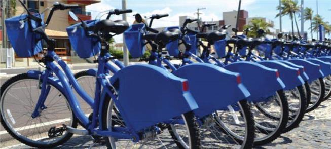 Bicicletas públicas em Vila Velha devem sair este