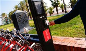 Bicing, o sistema de Barcelona