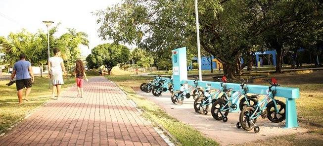 Bike Kids: bicicletinhas especiais ganham duas est