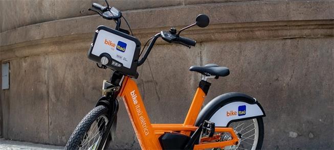 Bike Rio oferece bicicleta elétrica para os usuári