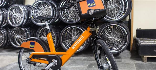 Bike Sampa é renovada com novas bicicletas e estaç