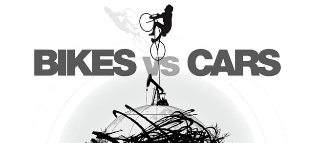 Bike vs Cars