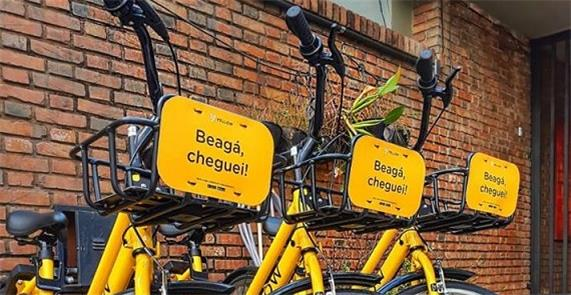 Bikes e patinetes da Yellow tentam se firmar em BH