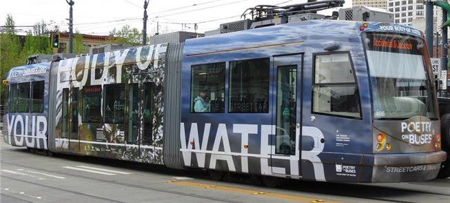 Bonde, LRV, VLT ou Street Car: a novidade em Seatt