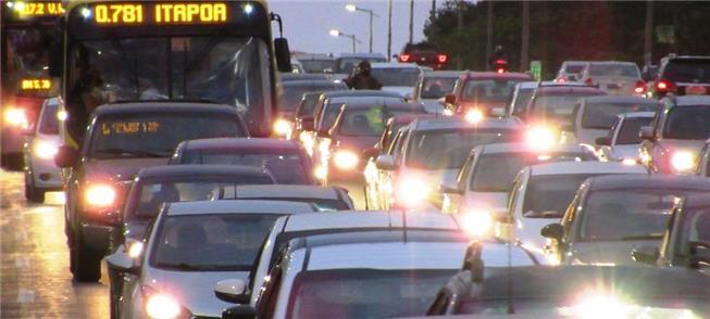 Brasília: falta de mobilidade afeta negativamente