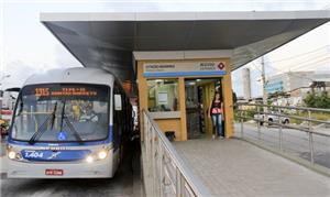 BRT de Recife é aprovado pelos passageiros