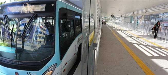 BRT em operação na capital cearense