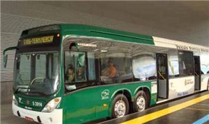BRT em São Paulo