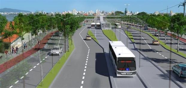 BRT também está previsto para a BR-101