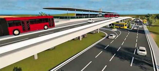 BRT tem viadutos que desvalorizarão a região, diz
