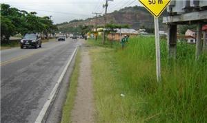 Calçada em Florianópolis (SC)