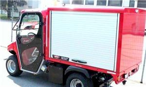 Caminhão elétrico da Brave-Brasil: 700 kg de capac