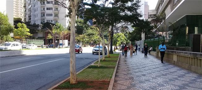 Caminhar, a forma mais leve e natural de mobilidad