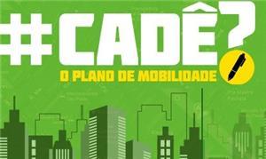 Campanha Cadê o Plano de Mobilidade do Greenpeace