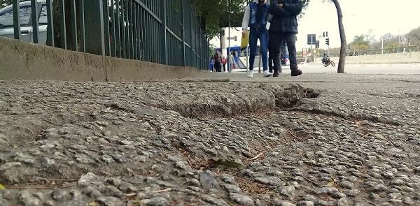 Campanha Calçadas do Brasil busca financiamento co
