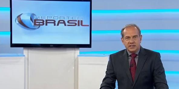 Campanha Sinalize é destaque no Repórter Brasil