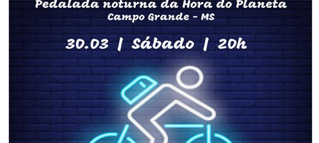 Campo Grande, na ação desde 2009, fará bicicletada