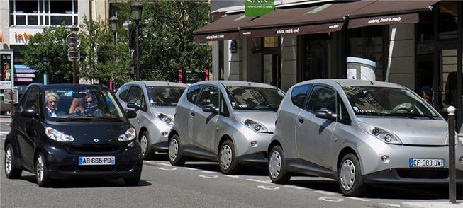 Carro elétrico recebe ainda mais incentivos na Fra